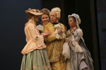 Onstage as Guillot de Morfontaine with others